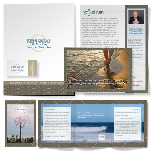 Ken Gray | Presentation Package