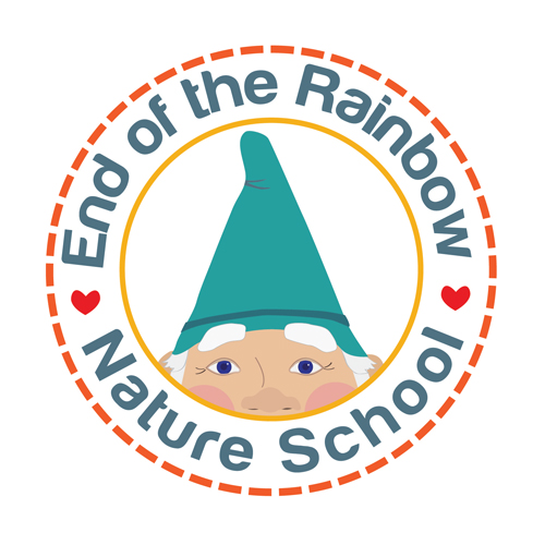 Rainbow Nature School | Logo